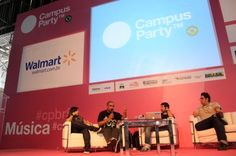 Durante a Campus Party Brasil nomes do dunk carioca discutiram a questão autoral no sampling, o acesso e o compartilhamento da música através da internet.