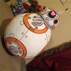 BB-8 Valentine Box!