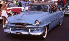 1954 Plymouth Belvedere convertible