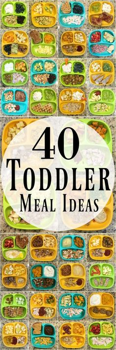 healthy toddler meal ideas will help you make healthy breakfast, lunch and dinner options for the kids!These healthy toddler meal ideas will help you make healthy breakfast, lunch and dinner options for the kids! Healthy Toddler Meals, Toddler Snacks, Healthy Kids, Healthy Snacks, Healthy Recipes, Toddler Dinners, Kids Dinner Ideas Healthy, Kid Snacks, Kids Meal Ideas