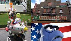 Muppet Invasion - Muppets invade 3 of 4 Walt Disney Parks