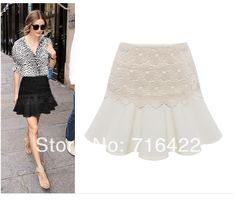 Find More Information about 2014 summer new arrival fashion women lace short a line skirts female casual saias femininas 2 colors 4 sizes,High Quality women lace up boots,China women lace up shoes Suppliers, Cheap lace tissue box cover from Jelly's shop on Aliexpress.com