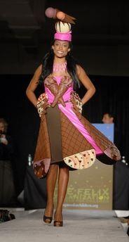 NYC Chocolate Fashion Show