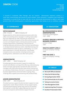 The Box Cv  Resume Design Grey From Hashtag Cv  Standout Cv