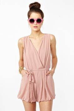 romper, I like the idea of this color, but Idk if I could bring myself to do pink allll over.