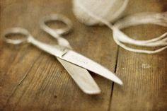 old scissor.