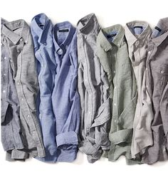 New linen styles to help you chill out.