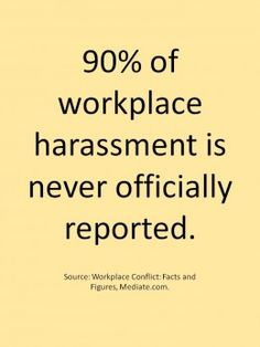 Workplace harassment is a serious problem and it is alarming how often it goes unreported. Here are some tips to help you address bullying at work.