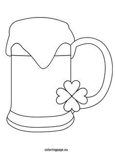 Saint Patricks Day Beer
