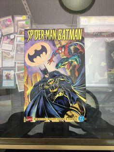 Spider-Man and Batman (1995) #1 VF/NM