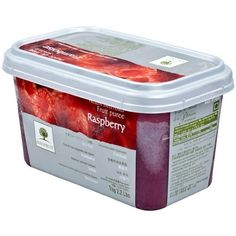 Raspberry Puree  1 tub  22 lbs >>> Read more reviews of the product by visiting the link on the image.