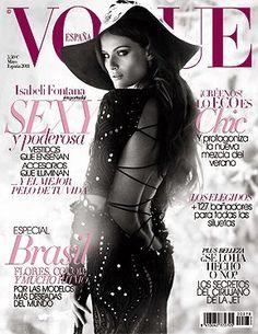 Vogue España, Mayo 2011: Isabeli Fontana