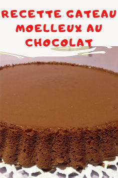 Comment faire un gâteau au chocolat ? Un régal irrésistible recette gateau moelleux au chocolat beaucoup de chocolat pour un dessert d'une gourmandise unique. Essayez de le croire. Très simple à préparer! Simple, Unique, Diy, Sweet Recipes, Cooker Recipes, Do It Yourself, Bricolage, Handyman Projects, Diys