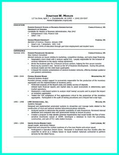 Resume Objective Examples College Student Objectives Sample Cna