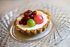 Look at these adorable tarts! Pair with a St. James Winery sparkling wine or a semi sweet wine like Vignoles or Riesling