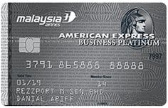 The-Malaysia-Airlines-American-Express-Platinum-Business  Card