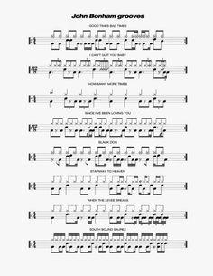 John Bonham - Grooves 1