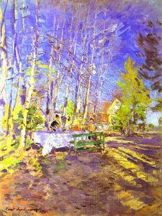 Korovin spring - Konstantin Korovin - Wikipedia, the free encyclopedia