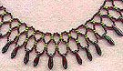 Turkey Feathers Collar at Sova-Enterprises.com