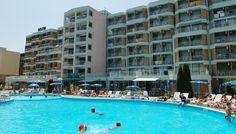 5 нощувки на човек в хотел Делфин 3*, Слънчев бряг