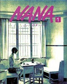 Nana (ナナ) manga vol.1 cover . 【#anime #manga #otaku #animeboy #animegirl #art #artist #draw #drawing #illust #illustration #doodle #sketch #painting #selca #ulzzang #cheonsa #사랑 #얼짱 #アニメ #マンガ #イラスト #셀카 #천사 #1004 #ナナ #nana】