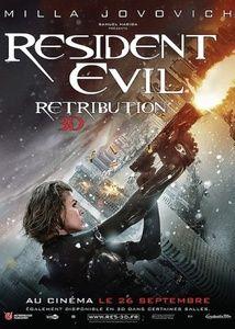 The resident evil retribution Film Entier VF en français streaming