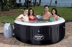 10 Top 10 Best Portable Inflatable Hot Tubs Reviews Ideas Inflatable Hot Tubs Hot Tub Reviews Inflatable Hot Tub Reviews