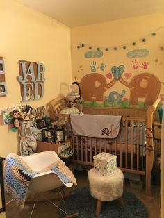 Baby and mommy's room