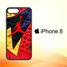 2484ca55af3a Air Jordan Retro 7 Raptors L1953 iPhone 8 Case Shoes