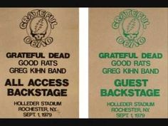 Grateful Dead - Scarlet Begonias_Fire on the Mountain 9-1-79
