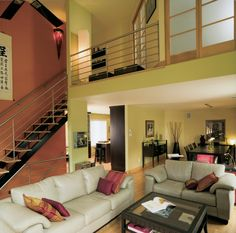 images about Loft home idea    s on Pinterest   Loft style       images about Loft home idea    s on Pinterest   Loft style homes  Loft and Round house plans