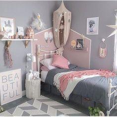 Image result for girls grey bed