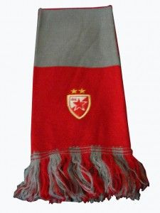 Red Star scarf Sports, Red, Hs Sports, Sport