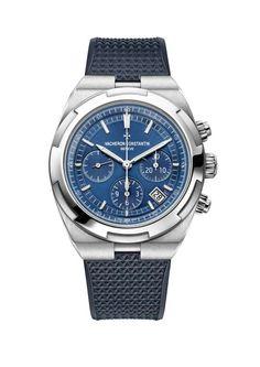 Vacheron Constantin: Overseas Chronograph – SIHH 2016 | Das Uhren Portal: Watchtime.net | juwelier-haeger.de