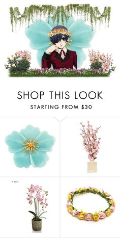 """Wow"" by addict-with-a-pen619 ❤ liked on Polyvore featuring beauty, Carolee, Ciel and Chanel"
