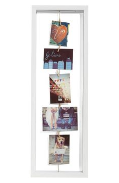 UMBRA Clothesline Picture Frame available at #Nordstrom