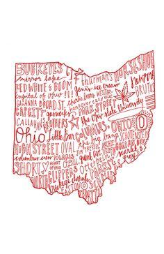 The Heart of Ohio by seaworthi