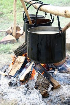Setting Up a Camp Kitchen
