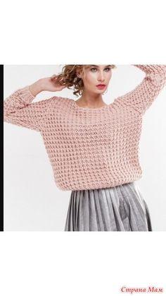 Девочки, милые, очень-очень прошу помощи! Есть картинка вот такого свитера: Помогите пожалуйста, как вязать узор!!!