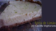 Torta de Limão – Vegan