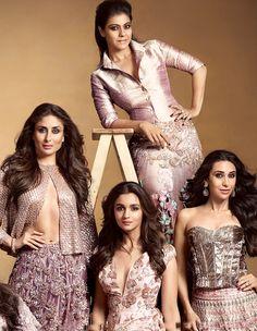 Dedicated to Indian fashion. Bollywood looks, costumes, throwbacks and runway photos. Bollywood Stars, Bollywood Girls, Bollywood Fashion, Cute Celebrities, Indian Celebrities, Bollywood Celebrities, Celebs, Kareena Kapoor Khan, Deepika Padukone