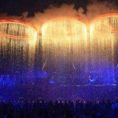 JO Londres 2012, inauguracion