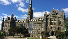 Georgetown-Nation's Oldest Catholic and Jesuit University | Admissions on Track