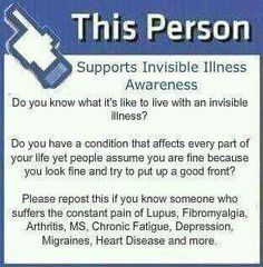 Chronic Invisible Illness