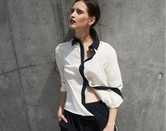 That's right. We've got new silk colour block styles.