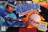 New Ken Griffey Jr's Winning Run - SNES Factory Sealed Game