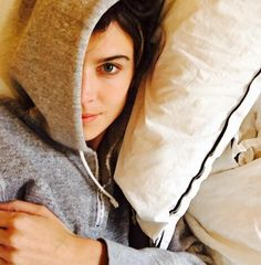 chungalexa: Hello from the other side. Alexa Chung Style, Insta Icon, These Girls, Style Icons, Girl Fashion, Winter Hats, 21st, Hoodies, Instagram Posts