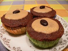 Kávové muffiny Food And Drink, Cooking, Breakfast, Basket, Kitchen, Morning Coffee, Brewing, Cuisine, Cook