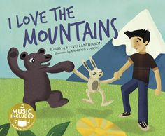 Enjoy a mountain hike with a girl and her father. #nurseryrhymes #nature  #peaceful #mountains #hike #camp #outdoor #cantatalearning