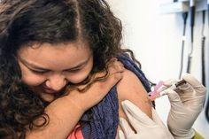 The HPV Vaccine Gains Ground Among U.S. Teenagers